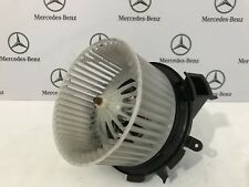 MERCEDES Sprinter Riscaldatore Blower Motore Del Ventilatore si adatta 2006 in poi, ORIGINALE