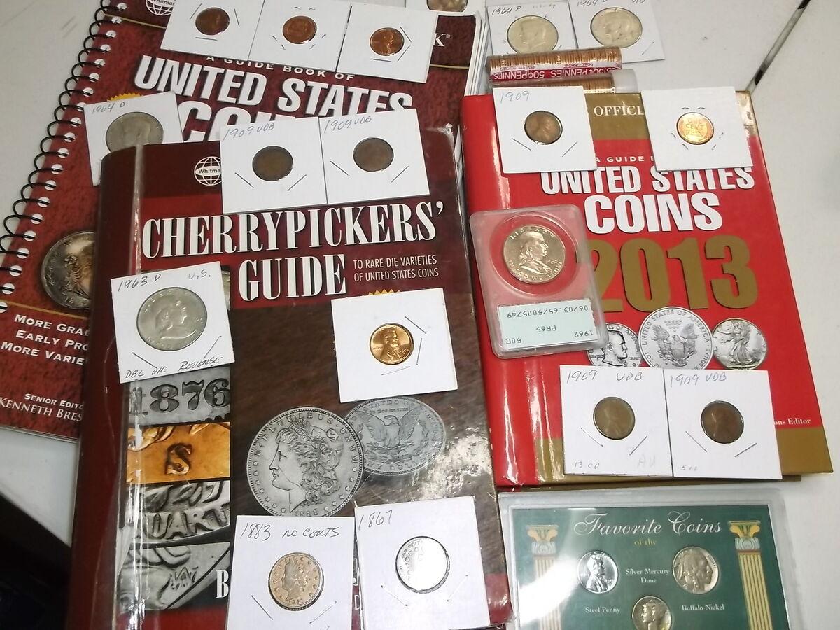 jjweger coins 2012