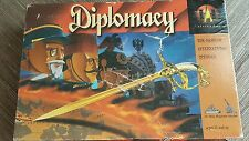 Avalon Hill Diplomacy-1999 Edition-100% Complete-All pieces and counters!!!