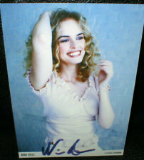 Nina Hoss, Autogramm, original signiert!