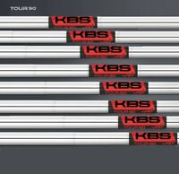 KBS Tour 90 Satin Shaft (.370 Tip) STIFF