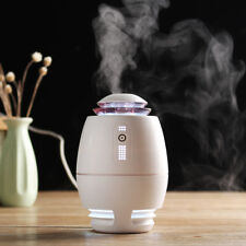 Car Home Office Humidifier Ultrasonic Essential Oil Diffuser Cool Mist Purifier
