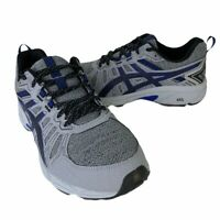 ASICS Mens GEL-Venture 7 MX Trail Running Shoes Gray Lace Up Low Top 1011A736 9