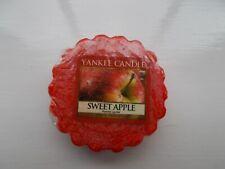 Yankee Candle  Wax Tart - Sweet Apple - Last One!