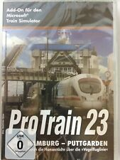 Pro Train 23 Hamburg - Puttgarden