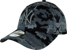 NY Yankees New Era 940 Seasonal Midnight Camo Baseball Cap