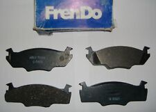 VW JETTA - GOLF - SCIROCCO - SANTANA - CADDY/ PASTIGLIE FRENO/ FRONT BRAKE PADS