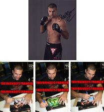 "MAURICIO ""SHOGUN"" RUA signed Autographed ""UFC"" 8X10 PHOTO b PROOF Pride COA"