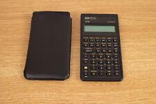 Hp 10B Business Financial Scientific Calculator Hewlett Packard - New Batteries