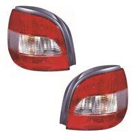 Para Renault Scenic Mk1 MPV 7/1999-8/2003 Trasero Lámparas de las Luces Par