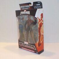 Marvel Legends SUPERIOR SPIDER-MAN Green Goblin Build A Figure BAF MOCC