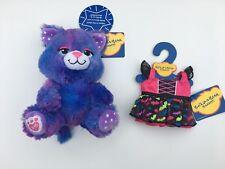 7c3b931621b Anuncio nuevoConstruir un oso amigos estrellas brillan Kitty   Murciélago  Vestido de Disfraz de Halloween Peluche 7in.