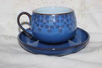 Denby Midnight Tasse et Soucoupe  Cup Saucer