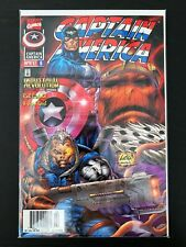 CAPTAIN AMERICA #6 (SECOND SERIES) MARVEL COMICS 1997 VF+ NEWSSTAND EDITION