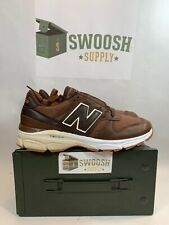 New Balance M7709LP Brown Made In England Ripstop running shoes sz 9