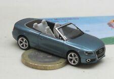 Herpa 034173 Audi a5 ® cabriolet, bleu métallisé