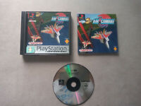 AIR COMBAT, SONY PLAYSTATION, PLAY 1, PSX, PAL EUROPEO