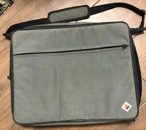 Apple IIc Computer Carrying Case – Travel Bag