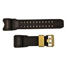 Casio Mudmaster Boue Résistant Bracelet de Montre GWG-1000GB-1A Caoutchouc Noir