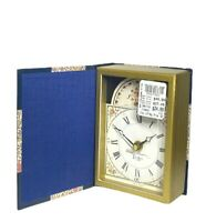 NOS Roger Lascelles Clocks London | The Book of Time | Book Clock | 1st Edition