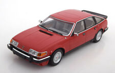 ROVER VITESSE 3.5 V8 1986 RED METAL MINICHAMPS 107138401 1/18 ROT ROUGE LHD
