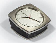OMEGA 8 DAYS ref.7015 VINTAGE DESK CLOCK DESIGN