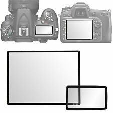 Hard Pro Optical Glass LCD Screen Protector for Nikon D7100 Camera