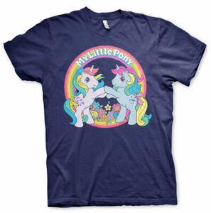 Officially Licensed My Little Pony - Best Friends Men's T-Shirt S-XXL Sizes