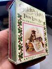 Ernest Nister Miniature Books Golden Tales From Long Ago 1979 Delacorte Press