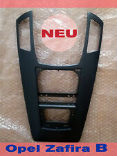 OPEL ZAFIRA B Armaturenbrett Konsolenverkleidung mitte oben Charcoal-metallic