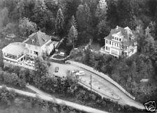 AK, Bad Driburg Westf., Fremdenheim Falkenhöhe, Luftbildansicht, um 1958