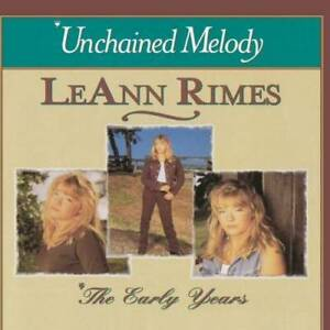 Early Years, The - Audio CD By Leann Rimes - VERY GOOD