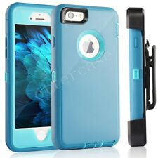 For iPhone 6S/6/7/8 Plus Shockproof Armor Series Case,Fit OtterBox Defender Clip
