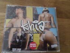 Khia - My neck my back lick it(7 Versionen)    Maxi CD