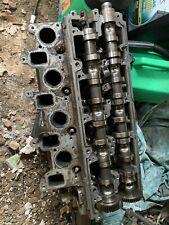 VW 6R 1.6 Tdi  cylinder head with cams CAYA engine code