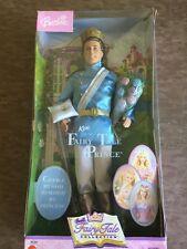 New In Box 2003 Fantasy Tales Ken Doll as the Fairy Tale Prince Fairytale Barbie