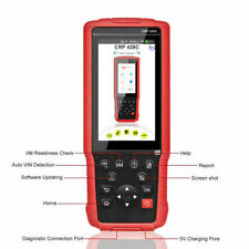 LAUNCH CRP429C OBD2 Diagnostic Scanner Scan Tool SAS SRS ABS BMS DPF EPB X431 AS