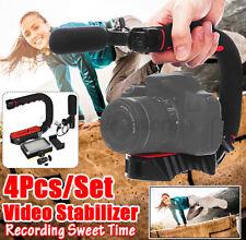 Canon PowerShot A490 Vertical Shoe Mount Stabilizer Handle Pro Video Stabilizing Handle Grip for