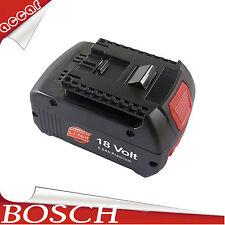 Battery For Bosch 18V Li-ion 6.0Ah BAT609 BAT618 17618 25618-01 2 607 336 091 AU