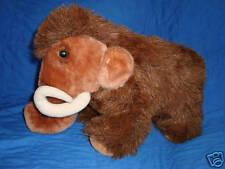 Wooly Mammoth Vintage Plush Dakin 1980