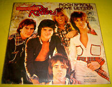 CHINA/ASIAN:BAY CITY ROLLERS - Rock N' Roll Love Letter LP Album Rare,Vintage