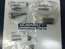 Subaru Exhaust Center Pipe Spring Bolt Kit WRX Forester Impreza Legacy Outback