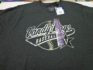 VANDY BOYS Vanderbilt Commodores Baseball  2XL T-Shirt by Champion  NEW