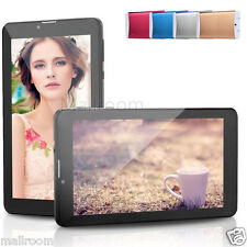 "7"" HD Dual SIM Camera 3G Dual Core Tablet PC Android 4.2 WIFI Bluetooth 4GB GPS"