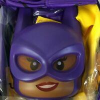 LEGO Batgirl Movie Size MEDIUM 7/8 Deluxe 6 Piece Child Costume DC Comics NEW