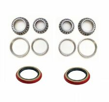 Front Wheel Bearing (2 Inner & 2 Outer) with Seal set for 95-11 FORD RANGER 2WD