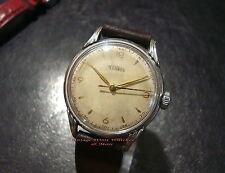 Orologio   TECHNOS   - 17Jewel  -  50's -  Good Condition  -  Vintage Watch
