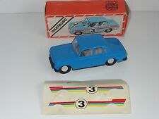 (L) WARTBURG - 1/30 SCALE PLASTIC EAST GERMANY c 1970 c/w unused decals