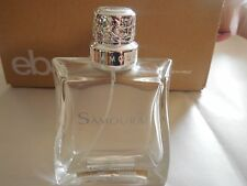 Alain Delon Samurai C24 Perfume Eau De Toilette100ml EMPTY Bottle