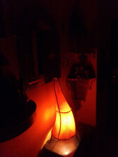 Marokkanische Orientalische Hennalampe Lederlampe. Nr.5 NEU